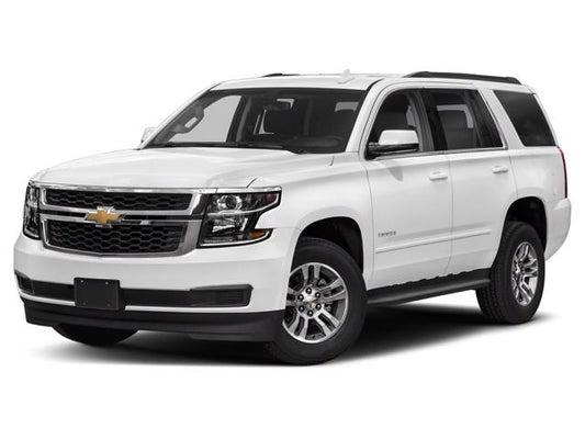 Texas Edition Tahoe >> 2020 Chevrolet Tahoe Lt