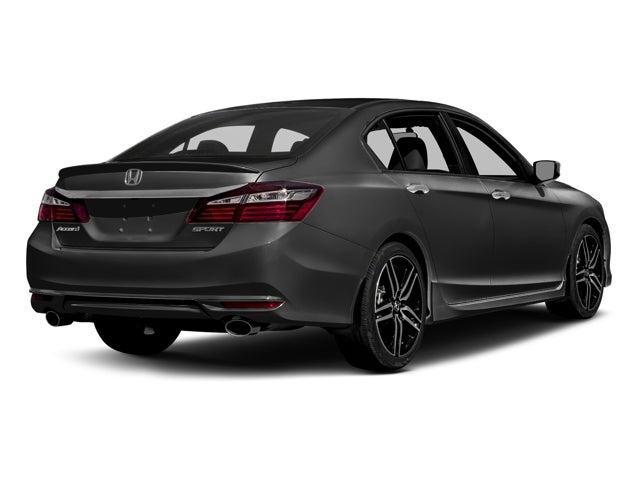 2017 Honda Accord Sedan Sport In Houston Tx Mac Haik Auto Group