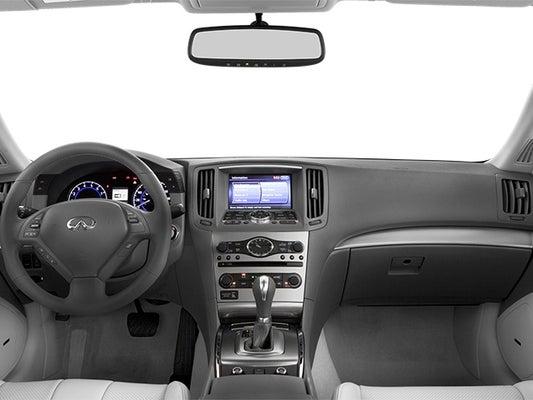 2013 Infiniti G37 Journey >> 2013 Infiniti G37 Sedan Journey