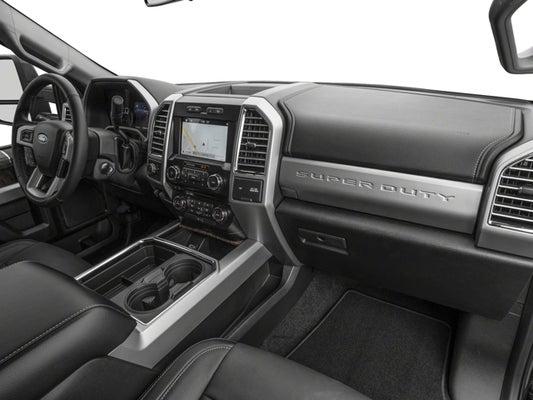 2018 Ford Super Duty F 250 Srw Lariat 4wd Crew Cab 6 75 Box In