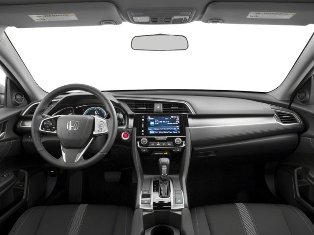2018 Honda Civic Ex T Cvt Houston Tx
