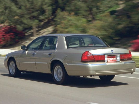 2000 Mercury Grand Marquis Gs In Houston Tx Mac Haik Auto Group