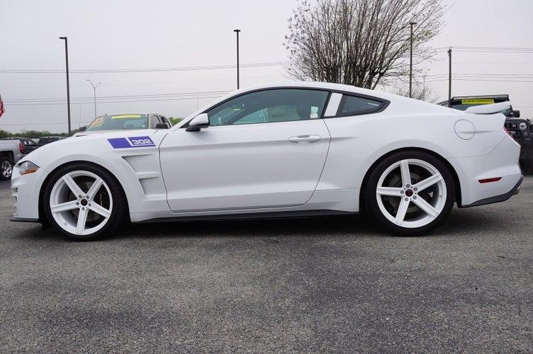 Maik Haik Ford >> 2020 Ford Mustang SALEEN YELLOW LABEL Houston TX | Katy ...