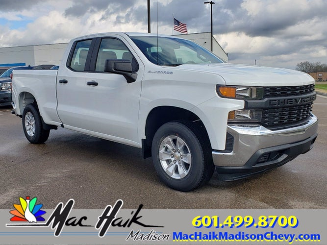2020 Chevrolet Silverado 1500 Work Truck Houston Tx Katy Cypress