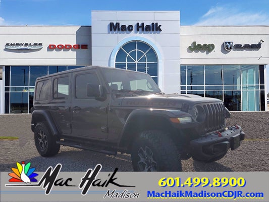 2019 Jeep Wrangler Unlimited Rubicon In Houston Tx Mac Haik Auto Group
